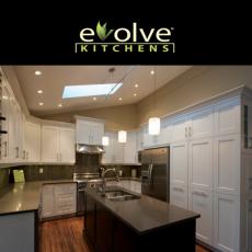 Evolve Kitchens logo