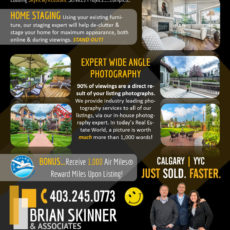 Brian Skinner & Associates, Calgary, Alberta, Canada.www.BrianSkinner.ca | @brianskinneryyc@brianskinneryyc