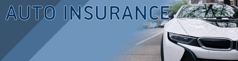 Banner graphic for the Calgary auto insurance business listings page.