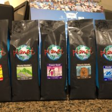 Planet Coffee whole beans