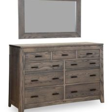 Addison Dresser and Mirror
