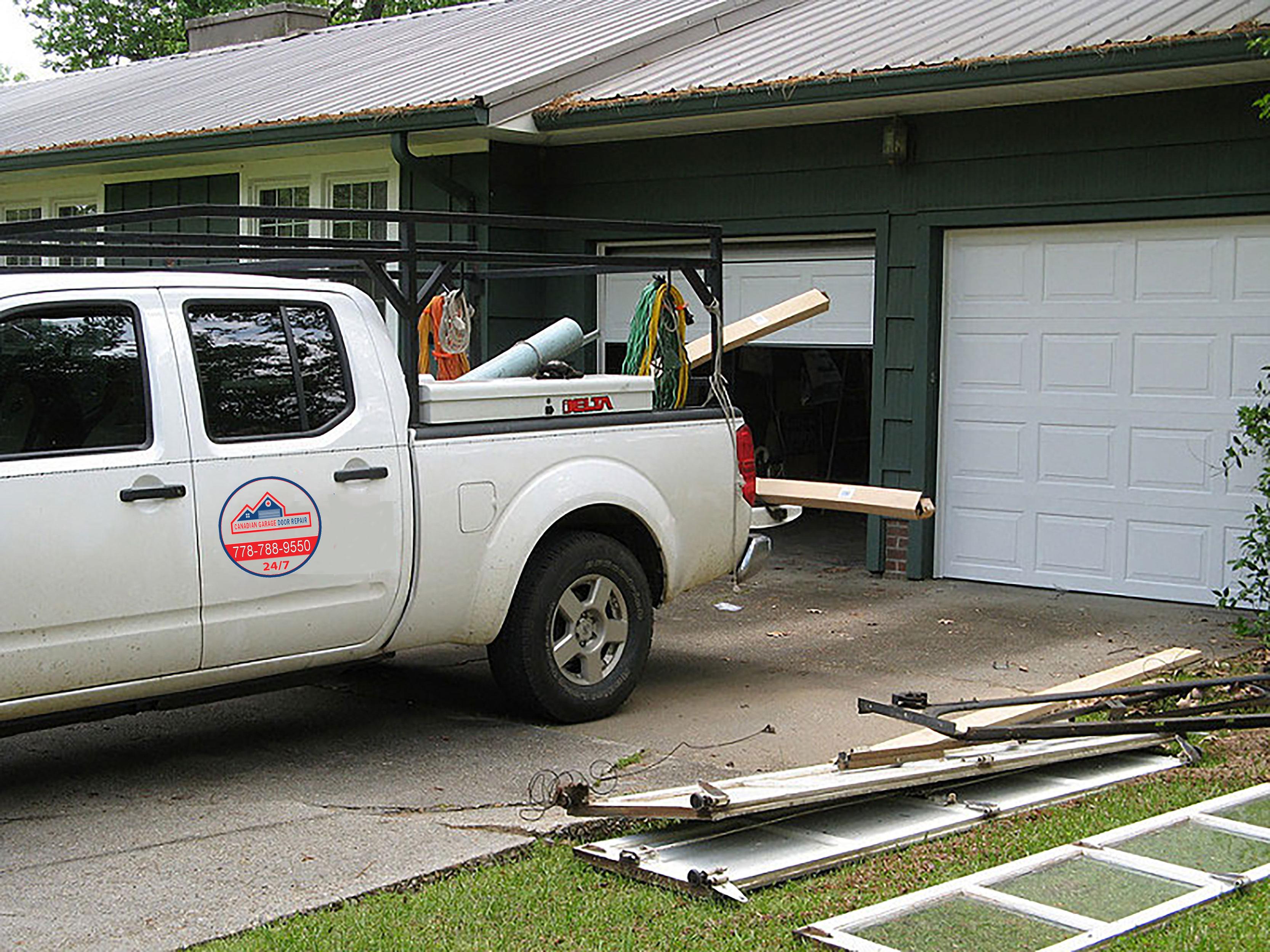 Canadian Garage Door Repair Calgary