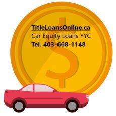 Car Equtiy Loans Calgary