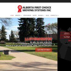 Alberta First Choice Moving