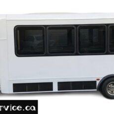 Ford E-450 Cheap Party Bus Rentals Calgary A-1 Limo